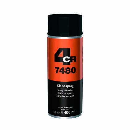 4CR Spray Adhesive Aerosol