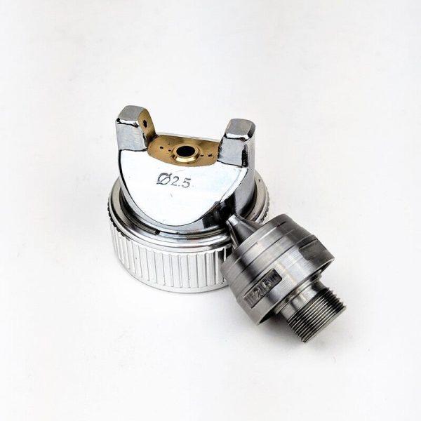Velocity Gravity Feed Spray Gun – 1.4, 1.8 & 2.5mm Set-ups