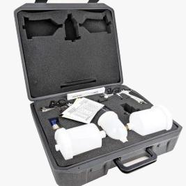 Velocity 3x Spray Gun COMBO – 1.0mm, 1.4mm, 1.8mm