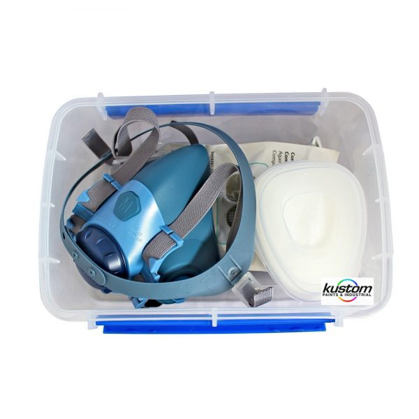 iQuip Painters Respirator P2 with Repl. Filters