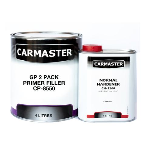 CP-8550 CARMASTER GP 2 PACK PRIMER FILLER 5L KIT