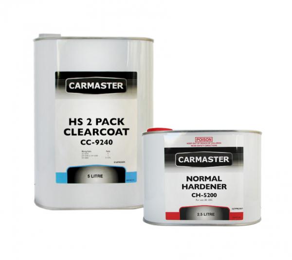 CC-9240 CARMASTER HS 2K CLEARCOAT 7.5L KIT