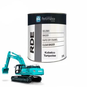 KOBELCO TURQUOISE – PPG Rapid Dry Enamel
